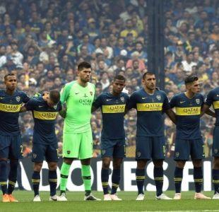 [FOTOS] Filtran imágenes de jugadores de Boca Juniors heridos tras incidentes