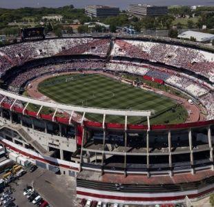 River Plate paga la multa y levantan clausura del estadio Monumental