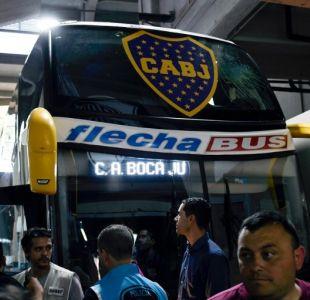 Chofer del bus de Boca Juniors rompe el silencio con escalofriante relato de los incidentes
