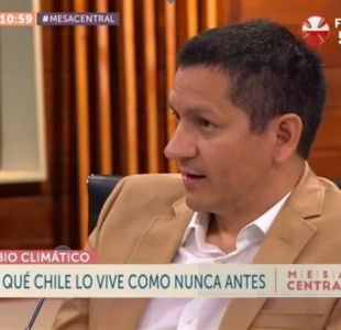 """[VIDEO] Académico experto en clima: """"California es el reflejo del Chile del futuro"""""""