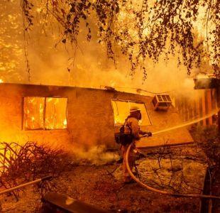 Incendio de California está 100% contenido según bomberos