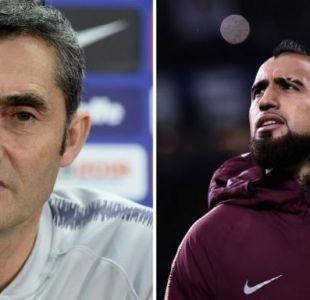 Ernesto Valverde/Arturo Vidal