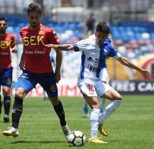 Unión Española/Antofagasta
