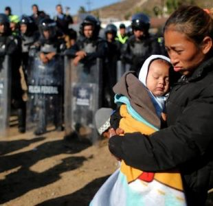 México deportará a migrantes que intentaron cruzar ilegalmente el muro