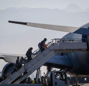 Plan Retorno: Este martes llegan al país nuevo grupo de chilenos y argentinos desde Venezuela