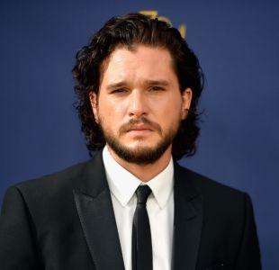 """Kit Harington se corta su melena perfecta y le pone fin a Jon Snow y """"Game of thrones"""""""