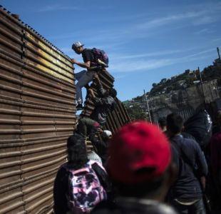 Trump vuelve a amenazar con cierre de la frontera: Algunos migrantes son fríos criminales