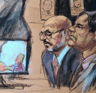 Juicio a El Chapo Guzmán: el día que el capo de Sinaloa casi se accidenta en un avión