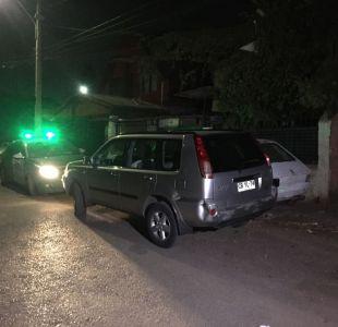 Conductor de Uber en riesgo vital tras ser asaltado por supuestos pasajeros en Cerro Navia
