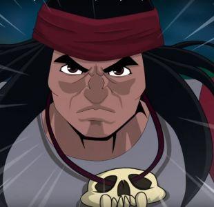 [VIDEO] Guardianes del Sur: El primer cómic y serie animada con personajes del pueblo Mapuche