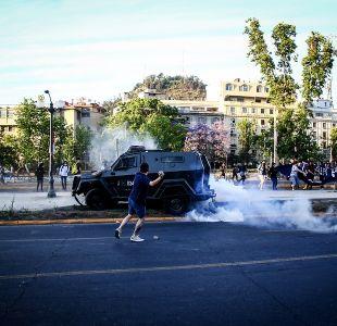 Matthei y ataque a vehículo municipal: Espero que no se meta el INDH a defender a estos delincuentes