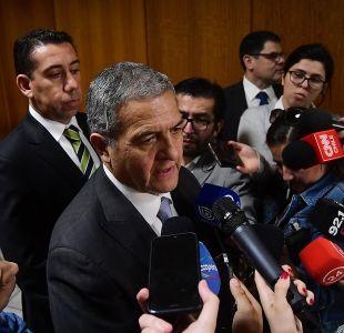 """Carroza explica como funcionará extradición del """"Comandante Emilio"""""""