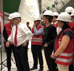 [VIDEO] Así es la nueva Línea 3 del Metro de Santiago que ya comenzó su marcha blanca