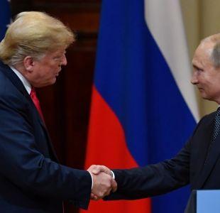 [VIDEO] Trump amenaza con cancelar encuentro con Putin en el G20 por tensión Rusia-Ucrania