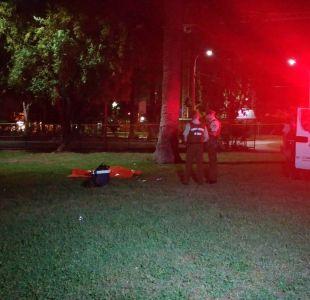 Fiesta post PSU termina con un joven muerto y seis heridos en Ñuñoa