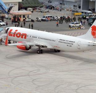 Indonesia: Informe preliminar dice que avión accidentado de Lion Air no estaba preparado para volar
