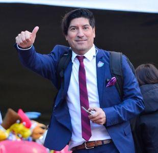 [FOTO] El afectuoso saludo de Iván Zamorano a su hijo de cumpleaños que incluye preciado recuerdo