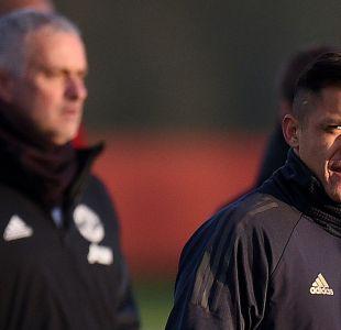 Mourinho reveló el motivo por el que Alexis Sánchez no estuvo ni en la banca contra Young Boys