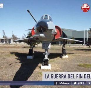 La Guerra del Fin del Mundo: precariedad de Chile ante Argentina