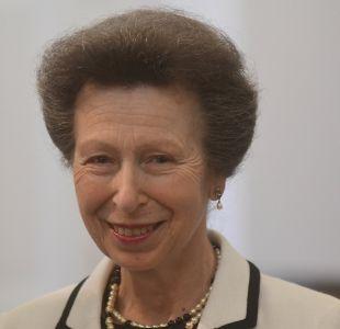 [VIDEO Y FOTOS] Las imágenes que ha dejado la visita de la princesa Ana de Inglaterra en Chile