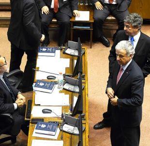 [VIDEO] Congreso despacha ley de presupuesto sin recursos para gastos reservados de Carabineros