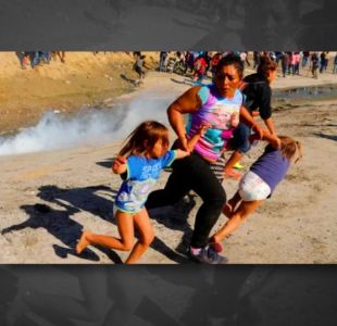 [VIDEO] La historia de la foto símbolo de la caravana migrante