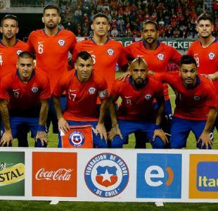 [VIDEO] La Roja mantiene su lugar fuera del top ten en nueva publicación del ranking FIFA
