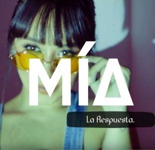 [VIDEO] Ninna: la reggaetonera que responde a las letras de Bad Bunny y Drake