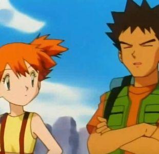 Ahora puedes encontrar los atuendos de Misty y Brock en Pokemon GO