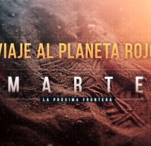 "[VIDEO] Reportajes T13: ""Marte, la próxima frontera"" segunda parte"