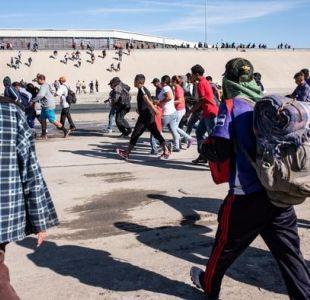 Migrantes en Tijuana anuncian huelga de hambre