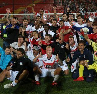 [VIDEO] Goles Fecha 30: La Calera clasifica a Copa Sudamericana tras empate ante Unión Española