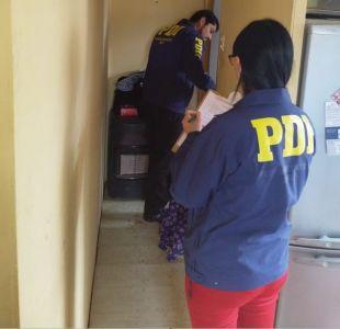 PDI investiga caso de mujer que habría muerto electrocutada al desenchufar su celular