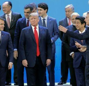 Los chascarros que  han marcado la cumbre del G20 en Argentina