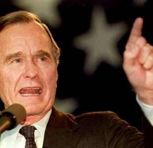 """Las reacciones por la muerte de George H.W Bush """"Sus logros fueron grandes de principio a fin"""""""