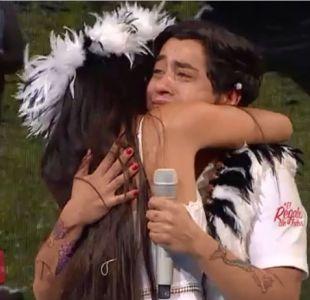 [VIDEO] El emotivo momento que vivió Fernando Godoy durante la Teletón
