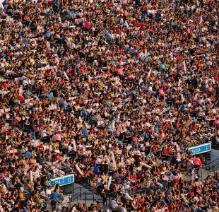 [FOTOS] La previa al show de la Teletón 2018 en el Estadio Nacional
