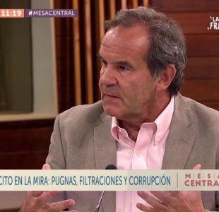 """[VIDEO] Andrés Allamand sobre Comando Jungla: """"Hay que corregir procedimientos, pero no retirarlo"""""""