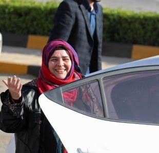 Mujer argentina es liberada de un secuestro de dos años en Siria