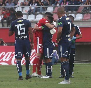 [VIDEO] Goles Fecha 30: La U venció a Curicó en el último partido de David Pizarro