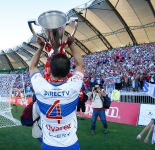 [VIDEO] La fiesta de la U. Católica en el aeropuerto de Santiago como campeón del fútbol chileno