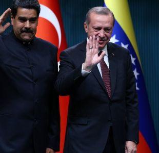 Qué gana Maduro con la visita de Recep Tayyip Erdogan, el Presidente de Turquía