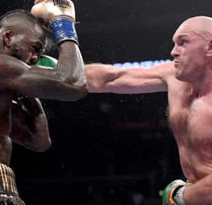 Deontay Wilder y Tyson Fury: la polémica que rodea a juez por el título mundial de boxeo