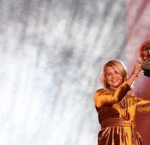Ada Hegerberg, la primera ganadora del Balón de Oro femenino en la historia