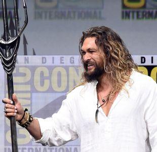 Jason Momoa revela el personaje de DC Comics para el cual audicionó originalmente