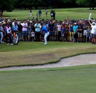 [VIDEO] Niemann revoluciona el golf chileno