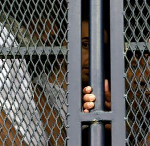 Así fueron trasladados los chilenos detenidos en Malasia
