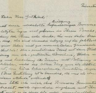 A subasta la famosa carta de Einstein en la que dice que Dios es producto de la debilidad humana