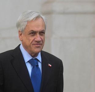 Presidente Piñera valora respaldo de Frei por Pacto Migratorio