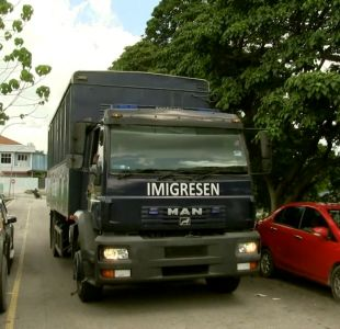 [VIDEO] Chilenos detenidos en Malasia abandonarían la cárcel